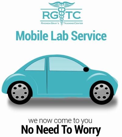 RGTC Mobile Lab Service
